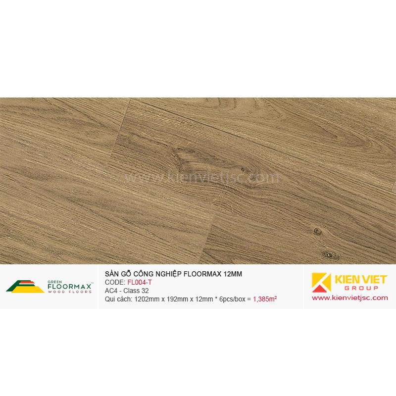 Sàn gỗ Floormax FL004-T | 12mm