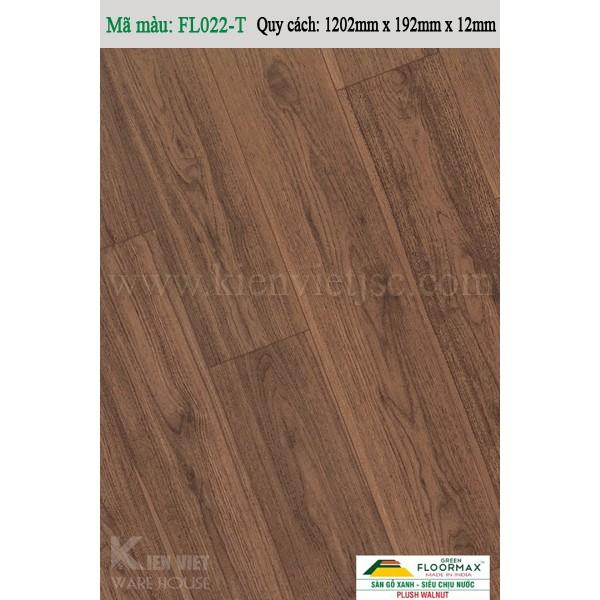 Sàn gỗ Floormax 12mm FL022-T