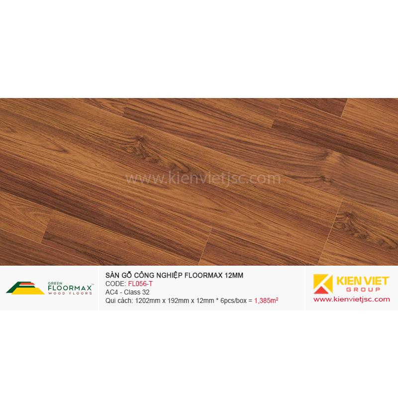 Sàn gỗ Floormax FL056-T | 12mm