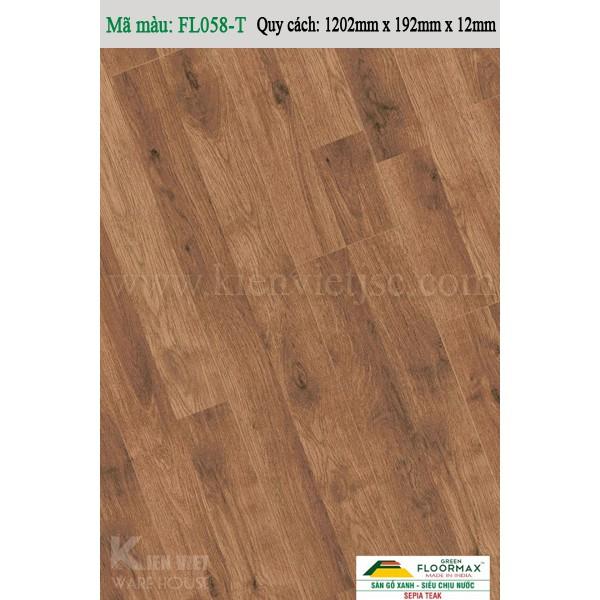 Sàn gỗ Floormax 12mm FL058-T