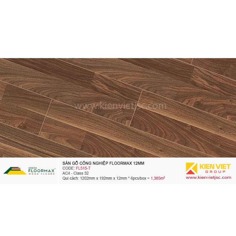 Sàn gỗ Floormax FL515-T | 12mm