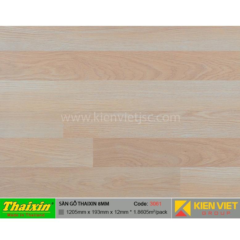 Sàn gỗ công nghiệp Thaixin 3061 | 8mm
