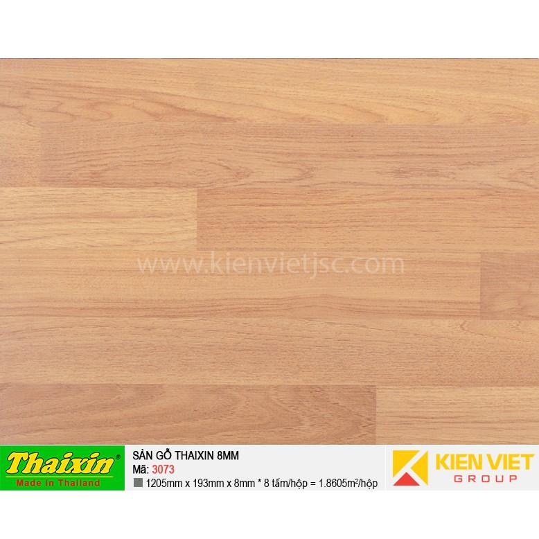 Sàn gỗ công nghiệp Thaixin 3073 | 8mm
