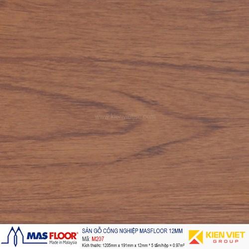 Sàn gỗ MASFLOOR M207   12mm