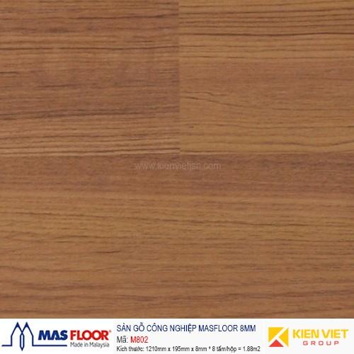 Sàn gỗ MASFLOOR M802 | 8mm