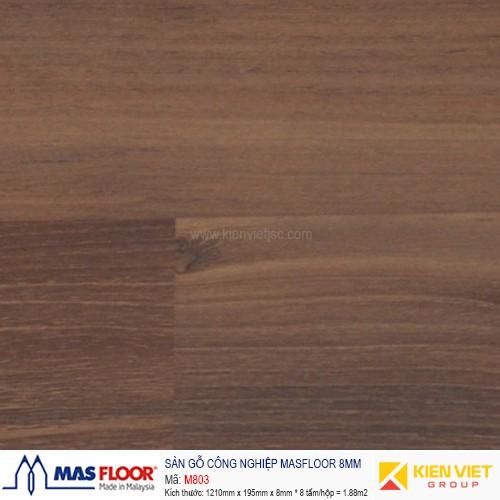 Sàn gỗ MASFLOOR M803 | 8mm