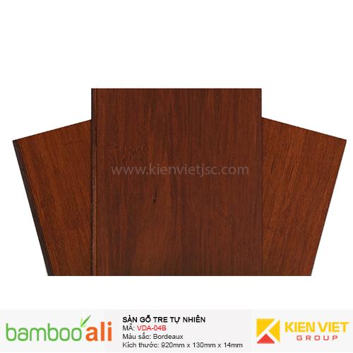 Sàn tre ép khối màu Bordeaux VDA-04B | 14mm