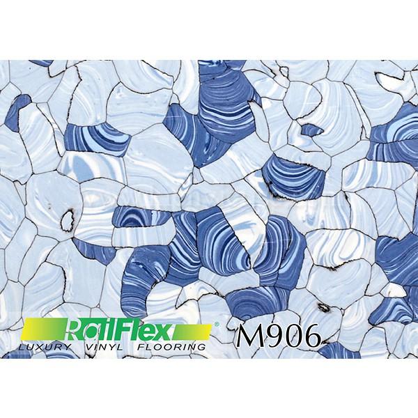 Sàn nhựa dán keo chống tĩnh điện Raiflex M906