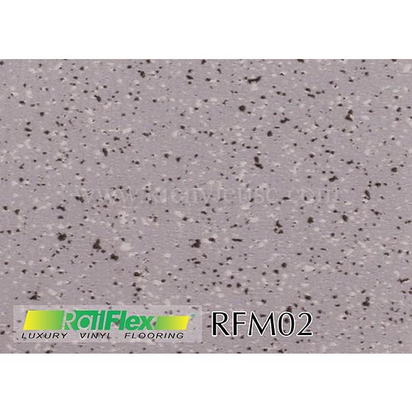 Sàn nhựa dán keo vinyl dạng cuộn Raiflex RFM02