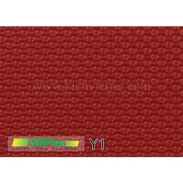 Sàn nhựa dán keo thể thao Raiflex Y1