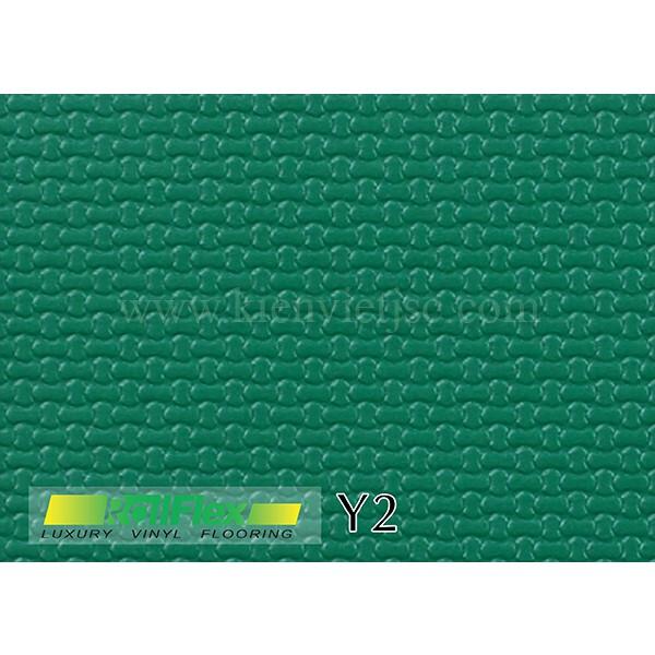 Sàn nhựa dán keo thể thao Raiflex Y2