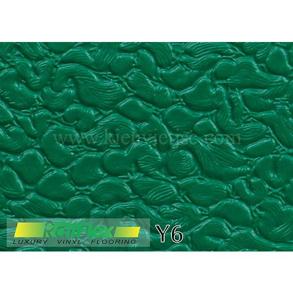 Sàn nhựa dán keo thể thao Raiflex Y6