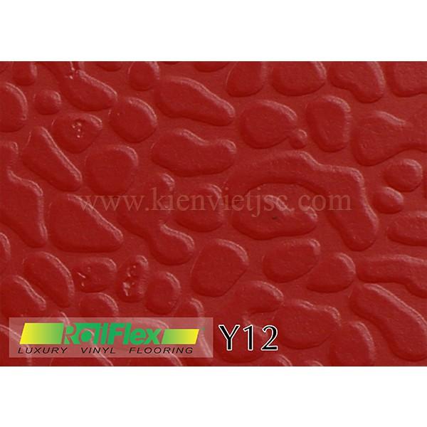 Sàn nhựa dán keo thể thao Raiflex Y12