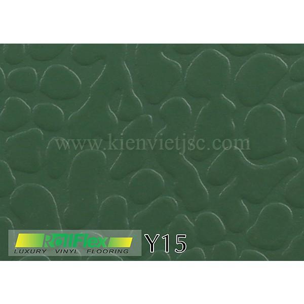 Sàn nhựa dán keo thể thao Raiflex Y15