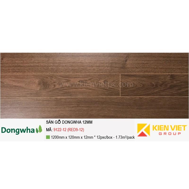 Sàn gỗ Dongwha 9122-12 (RED9-12) | 12mm