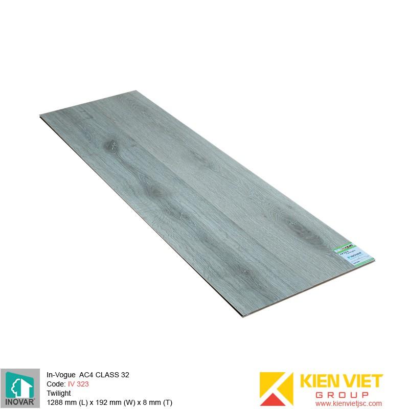 Sàn gỗ Inovar InVouge IV323 Twilight | 8mm