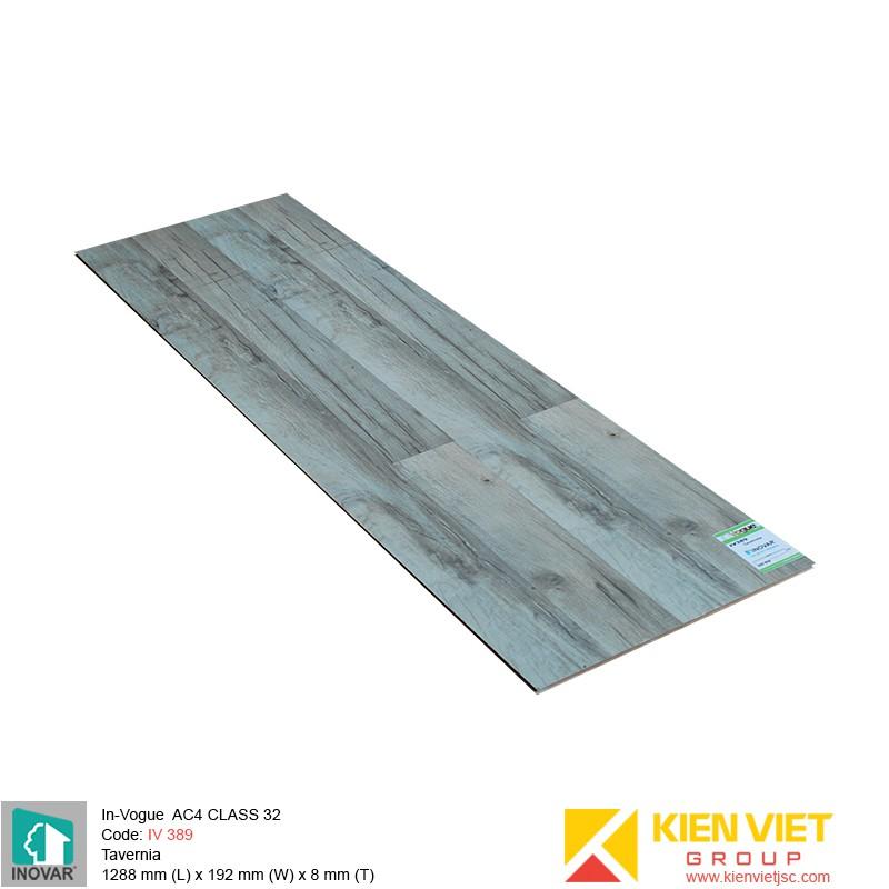 Sàn gỗ Inovar InVouge IV389 Tavernia | 8mm