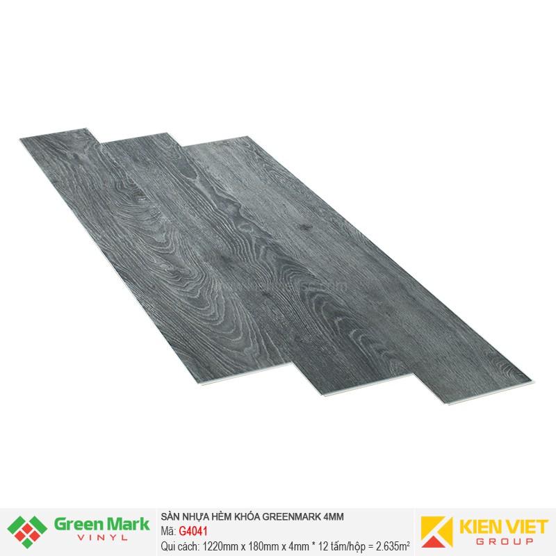 Sàn nhựa hèm khóa Green Mark G4041 | 4mm