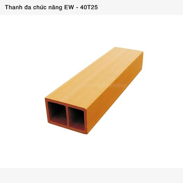 Thanh đa chức năng Ecotech Wood | EW-40T25