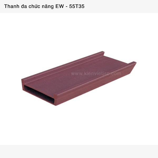 Thanh đa chức năng Ecotech Wood   EW-55T35