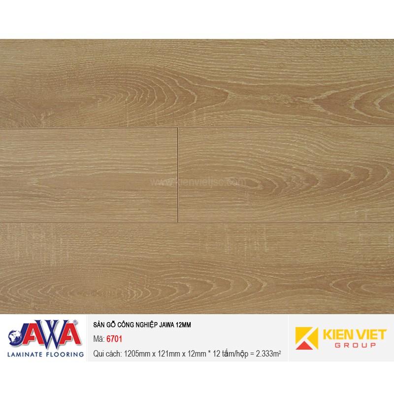 Sàn gỗ công nghiệp JAWA - 6701 | 12mm