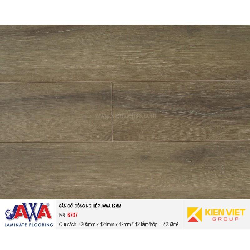 Sàn gỗ công nghiệp JAWA - 6707 | 12mm