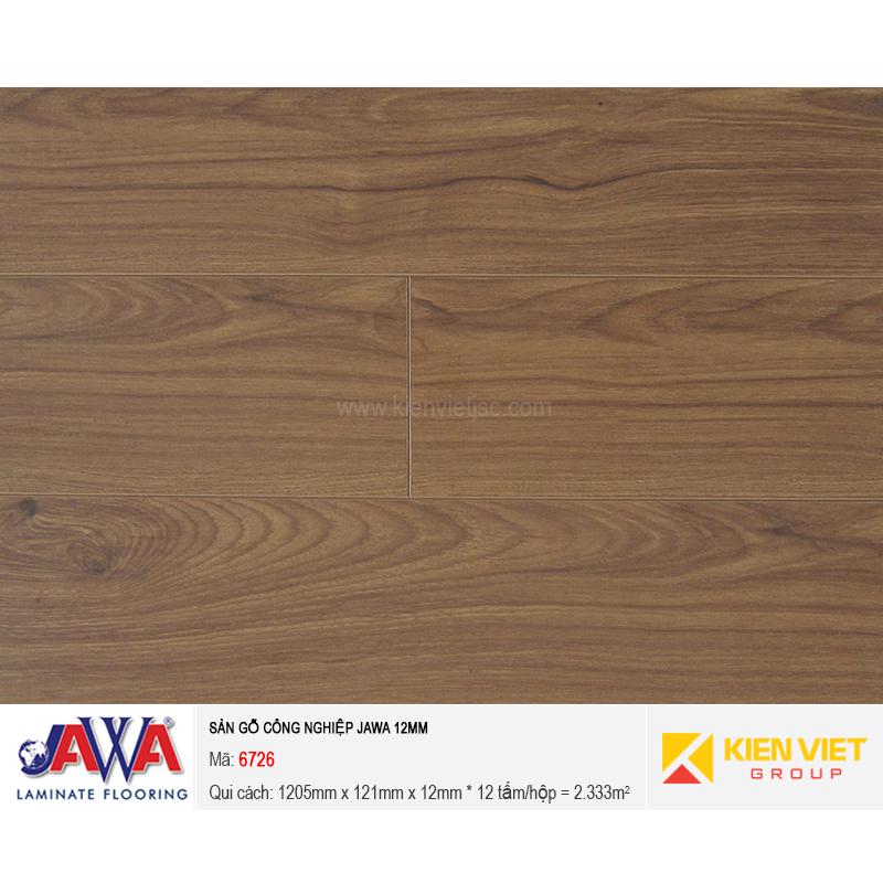 Sàn gỗ công nghiệp JAWA - 6726 | 12mm
