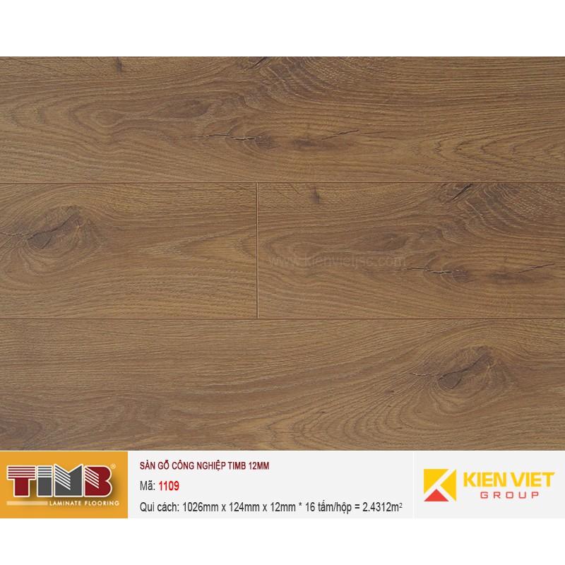 Sàn gỗ công nghiệp TIMB 1109 | 12mm
