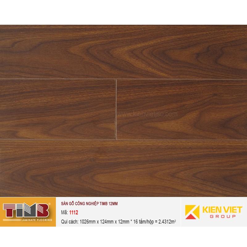 Sàn gỗ công nghiệp TIMB 1112 | 12mm