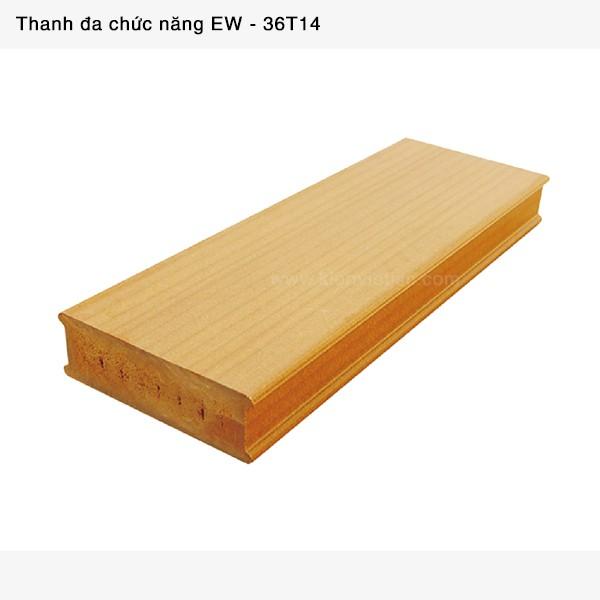 Thanh đa chức năng Ecotech Wood | EW-36T14