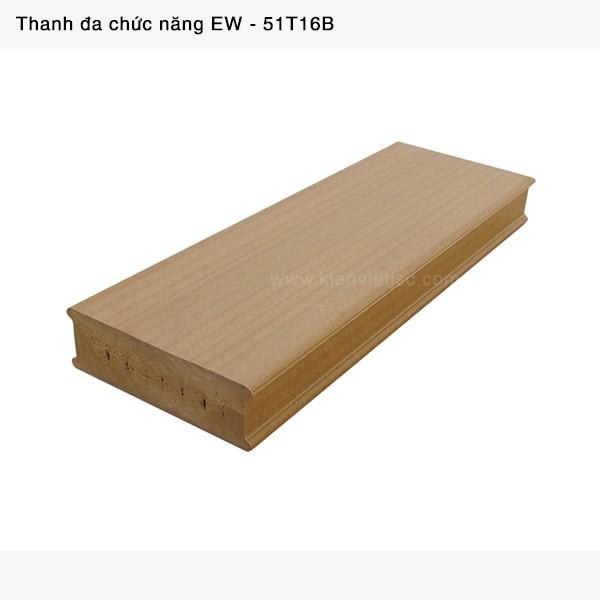 Thanh đa chức năng Ecotech Wood | EW-51T16B