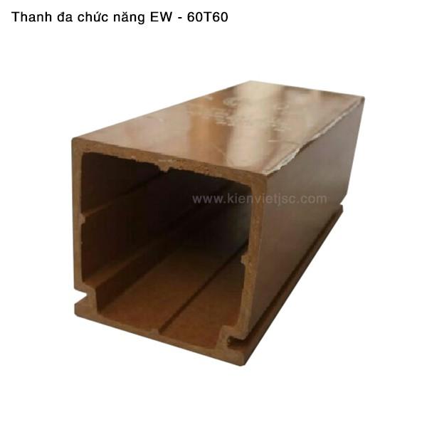 Thanh đa chức năng Ecotech Wood | EW-60T60