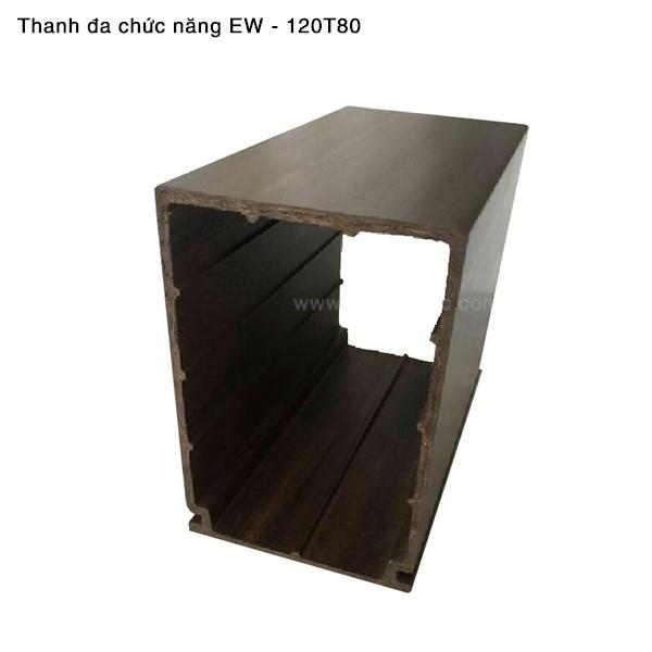 Thanh đa chức năng Ecotech Wood | EW-120T80