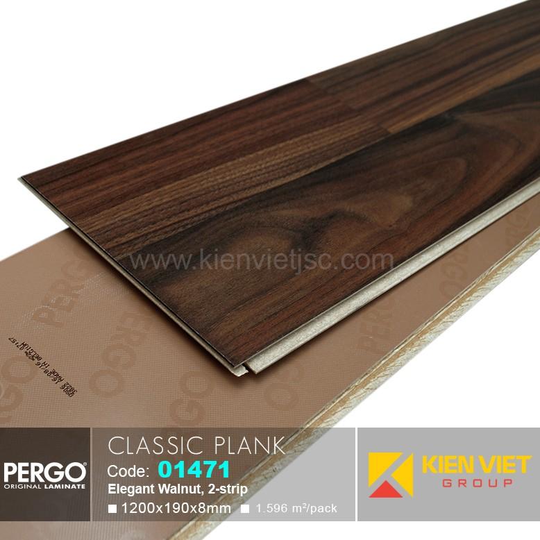 Sàn gỗ Pergo Classic Blank 01471 | 8mm