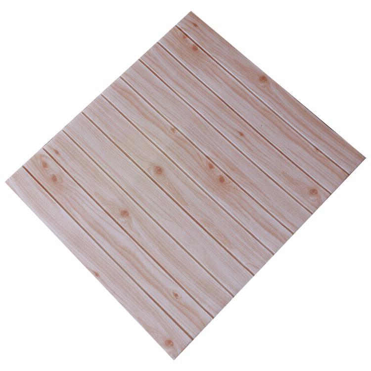 Tấm ốp tường xốp 3D vân gỗ 2 | VG2