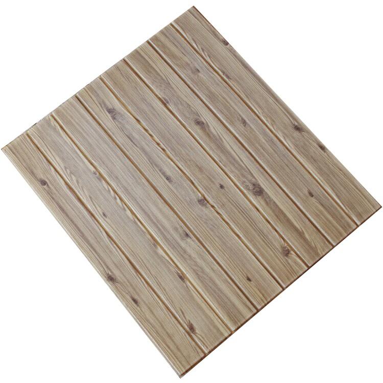 Tấm ốp tường xốp 3D vân gỗ 1 | VG1