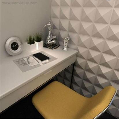 Tấm ốp tường 3D PVC | P302 - PYRAMIT