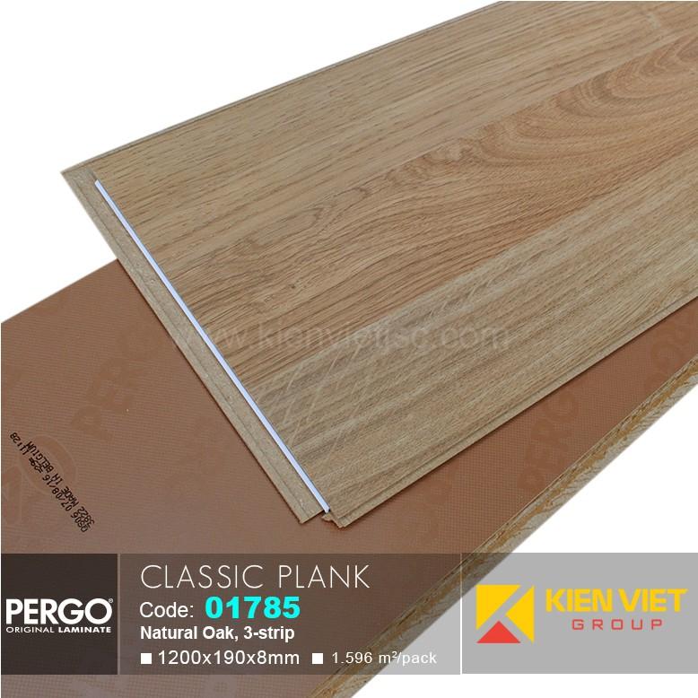 Sàn gỗ Pergo Classic Blank 01785 | 8mm