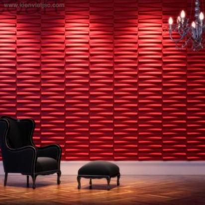 Tấm ốp tường 3D PVC | P505 - BLADET