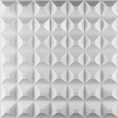Tấm ốp tường 3D PVC | P517 - OCTA.