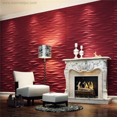 Tấm ốp tường 3D PVC | P519 - INREDA