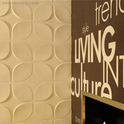 Tấm ốp tường 3D PVC | P523 - FLOWER