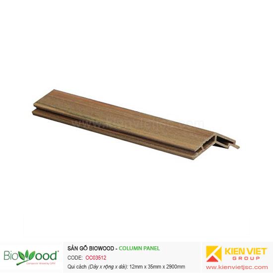 Vật liệu ốp cột Biowood OC03512