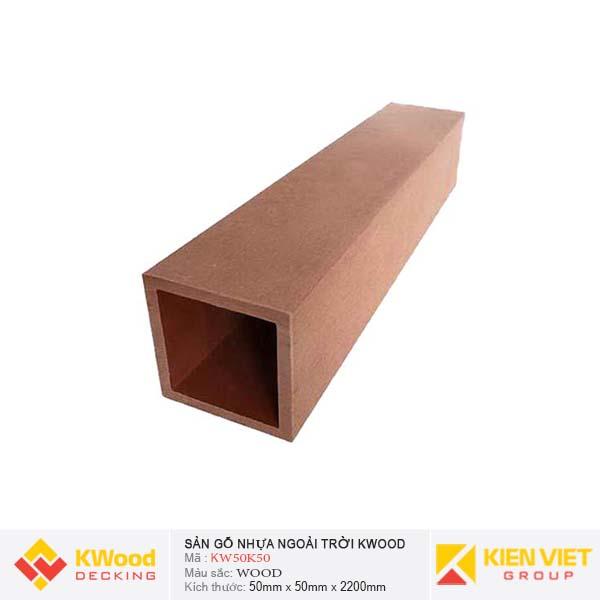 Trụ cột lan can hàng rào KWOOD KW50K50