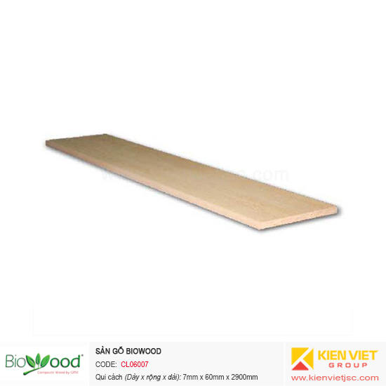 Ốp tường Biowood WPI06007