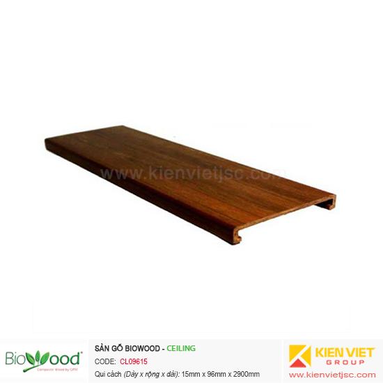 Tấm ốp trần Biowood CL09615