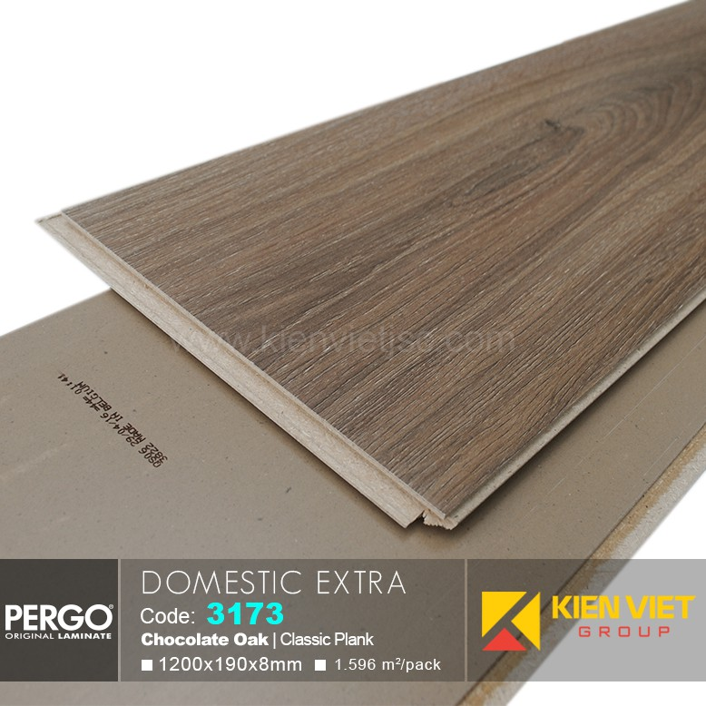 Sàn gỗ Pergo Domestic Extra 2136 | 8mm