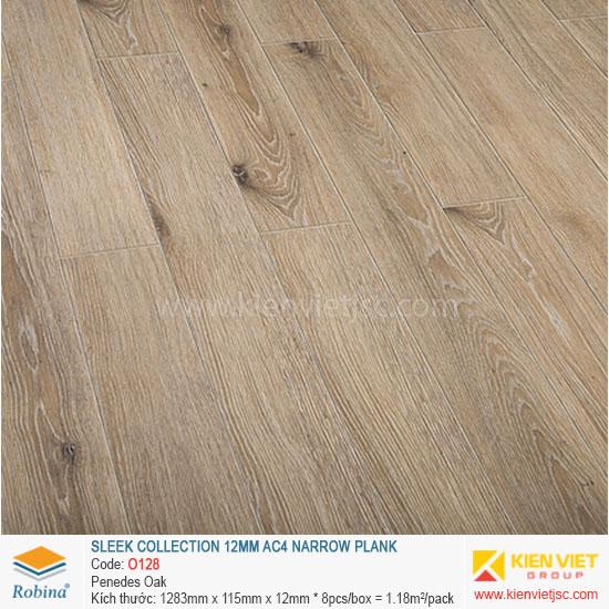 Sàn gỗ Robina Sleek Collection O128 Panedes Oka | 12mm