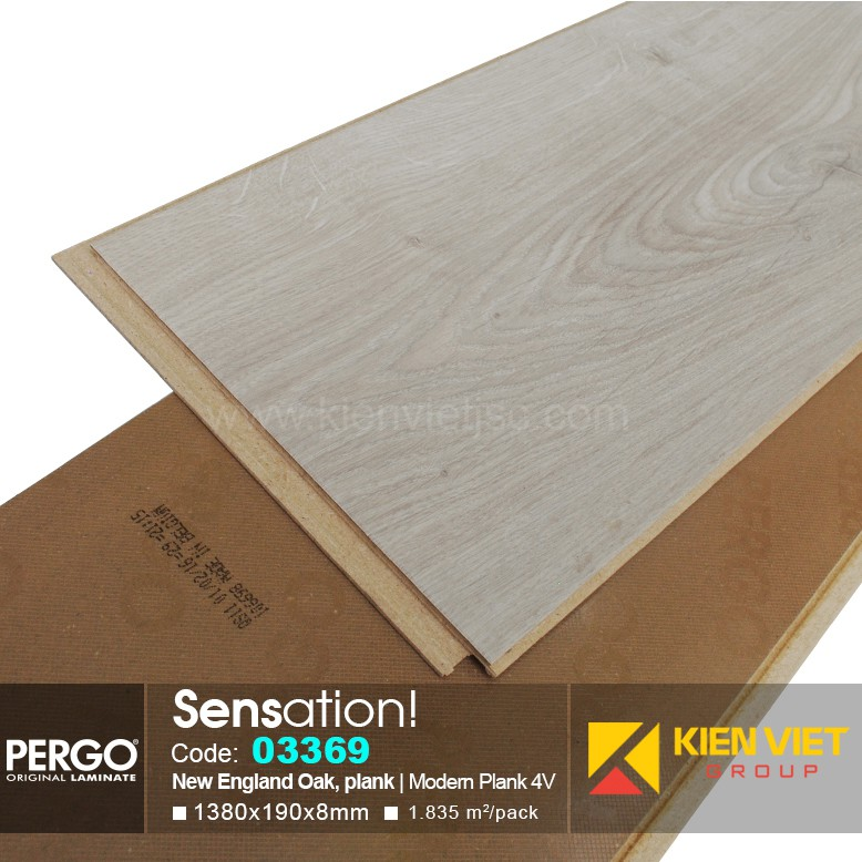 Sàn gỗ Pergo Sensation 03369 | 8mm