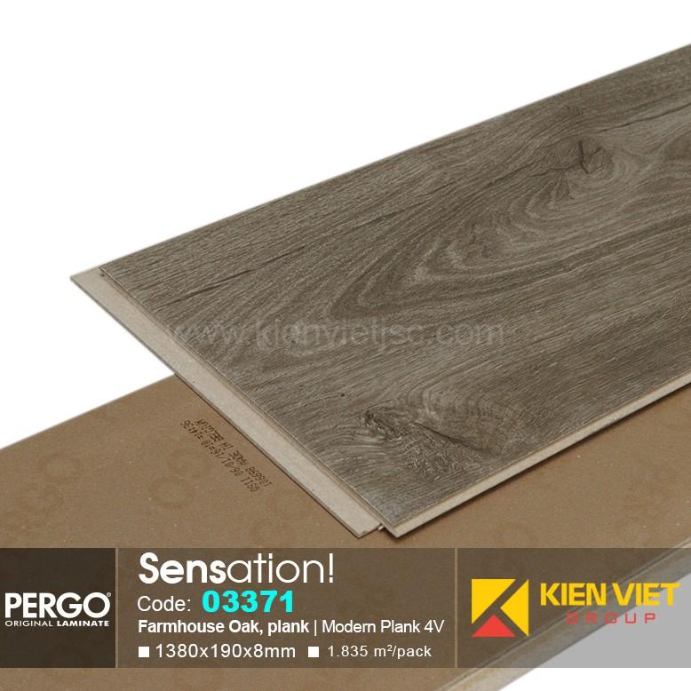 Sàn gỗ Pergo Sensation 03371   8mm